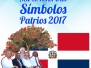 Acto en Honor a los Símbolos Patrios 2017 (fotos)